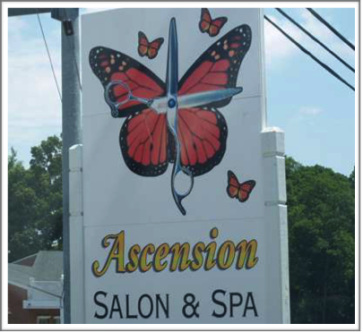 Corporate Logo of Ascension Salon & Spa