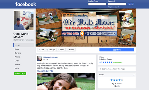 olde world movers facebook